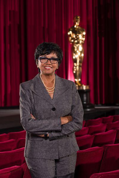 President Photos, Cheryl Boone Isaacs