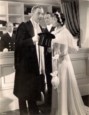 William Powell and Luise Rainer in Escapade (1935)