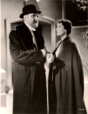 Frank Morgan and Luise Rainer in Escapade (1935)