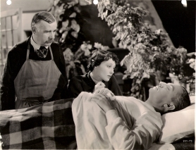 Henry Travers, Luise Rainer and William Powell in Escapade (1935)