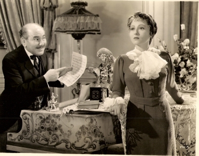 Charles Judels and Luise Rainer