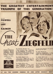 GZ23 - UK press ad 1937