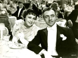 Luise Rainer and William Powell