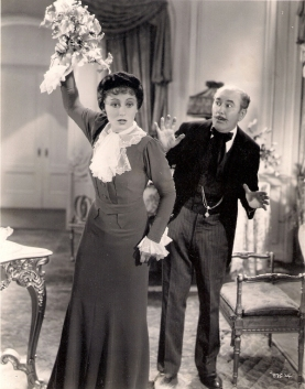 Luise Rainer and Charles Judels