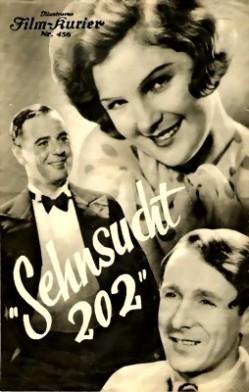 Fritz Schulz, Magda Schneider and Paul Kemp