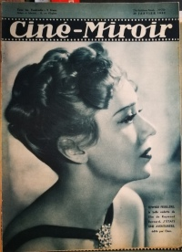 Cine-Miroir, 20 January 1939