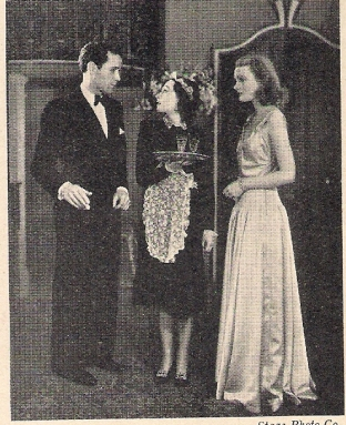 Griffith Jones, Luise Rainer and Hazel Terry in Behold the Bride (1939)