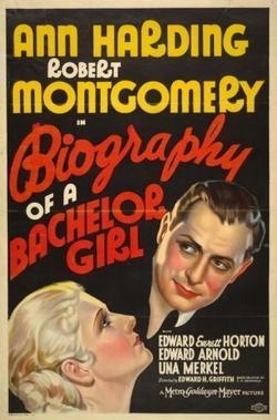 biography-of-a-bachelor-girl-poster