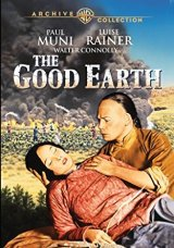 Cover artwork for the Warner Archive DVD of The Good Earth