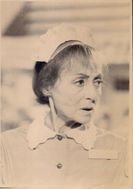 Luise Rainer in The Love Boat (1984)