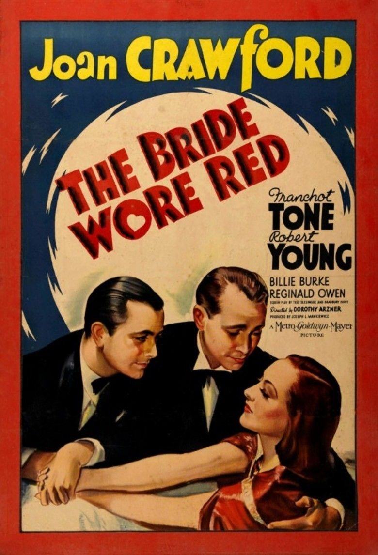 Bride-Wore-Red-poster