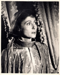 Luise Rainer as Countess de Roy in Finest Hour (1965)