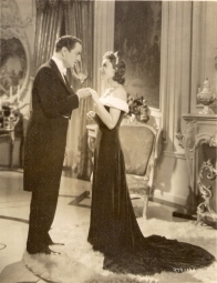 William Powell and Luise Rainer in The Emperor's Candlesticks (1937)