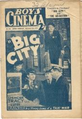 Boy's Cinema (USA), 11 December 1937