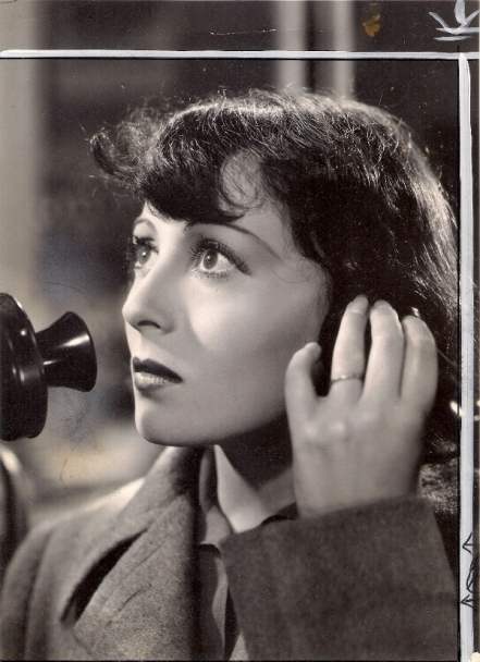 Another telephone scene, this time from Big City (1937)