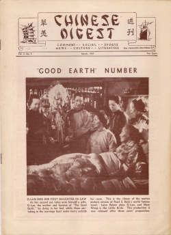 Chinese Digest March 1937