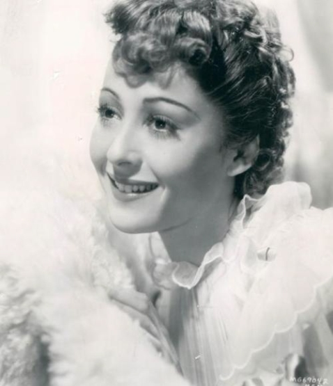 MGM publicity photo for The Toy Wife (1938) starring Luise Rainer