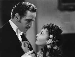Melvyn Douglas and Luise Rainer in The Toy Wife (1938)
