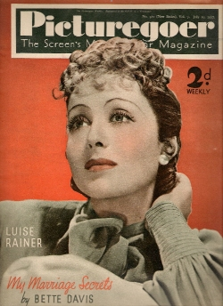 Picturegoer July 1937